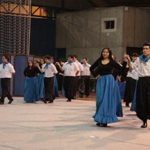 Gala Folclorica 2019 - 3° Medio B